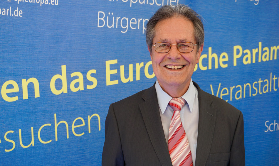 MdEP Prof. Dr. Klaus Buchner ÖDP